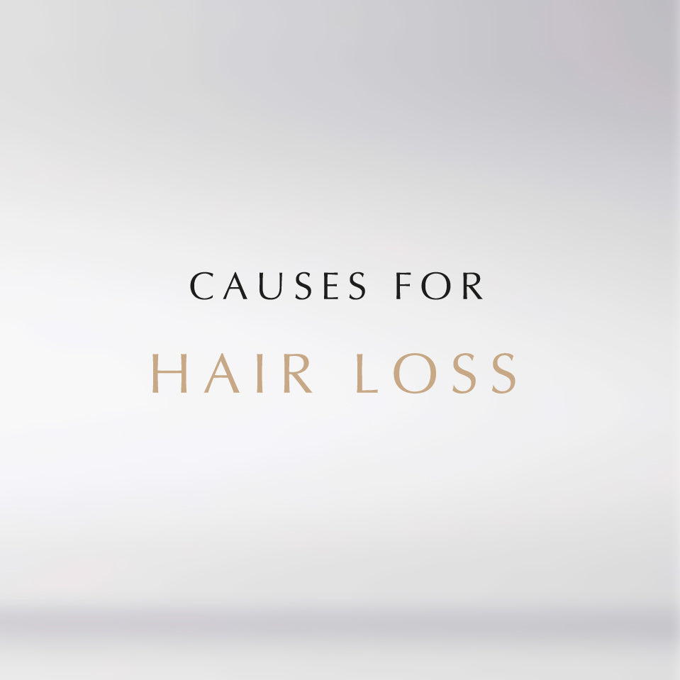 causes for hair loss