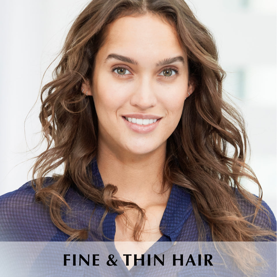 fine and thin hair