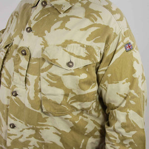 New British Desert BDU Shirt