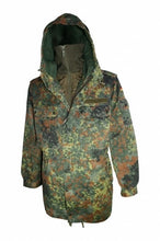 Load image into Gallery viewer, German Flecktarn Parka w/Liner