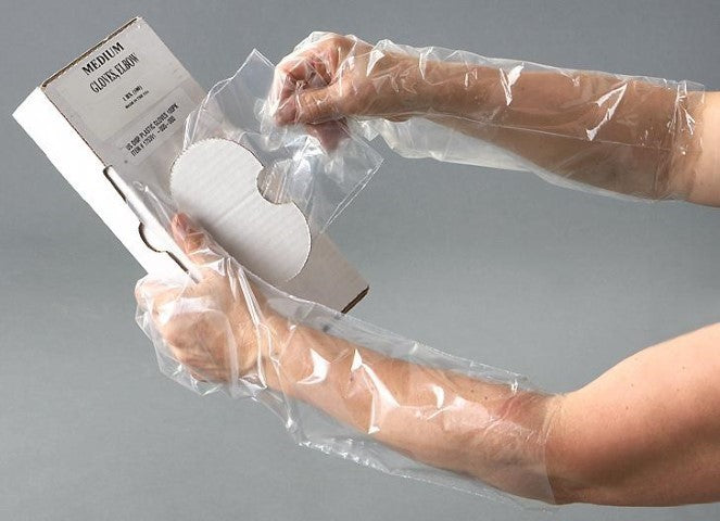 New U.S. Disposable Gloves 100pk