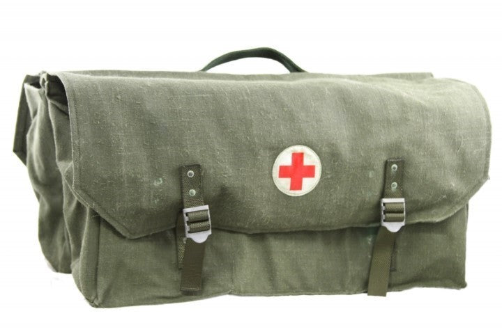 SWEDISH BICYCLE RED CROSS BAG HW