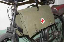 SWEDISH BICYCLE RED CROSS BAG LW