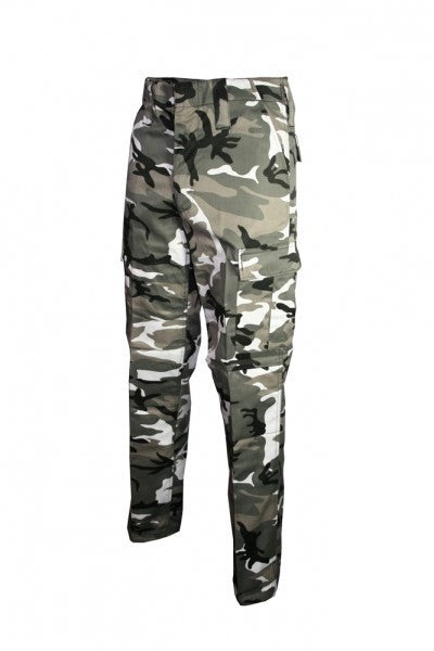 New BDU Pant Urban Camo Small & Medium