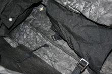 Load image into Gallery viewer, ITALIAN NAVY GEAR BAG W/CHAIN BLACK