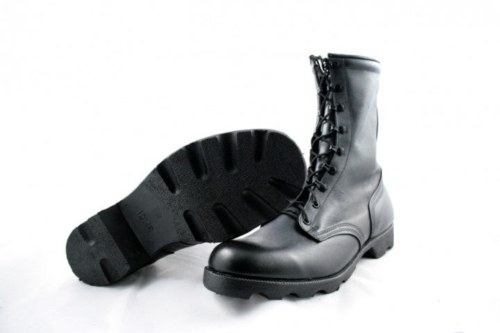 New U.S. Black Combat Boot