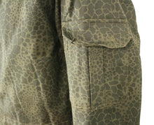 Load image into Gallery viewer, New Polish Leopard Camo Parka