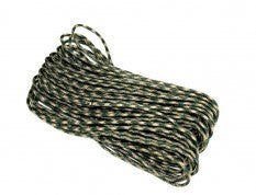 U.S. Made Paracord - 50' - Woodland