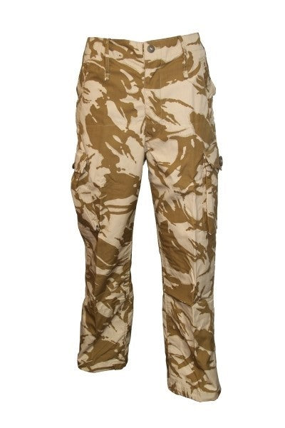 New British Desert Windproof Pants