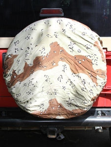 U.S. Desert Backpack Cover