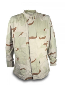 U.S. 3 Color Desert BDU Shirt