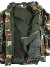 Load image into Gallery viewer, New Hunting Parka Woodland Camo