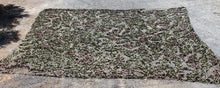 Load image into Gallery viewer, British Army Woodland Camo Net 27' x 27' - Used
