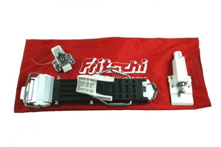 Swiss Fritschi Ski Bindings