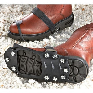 NEW GERMAN RUBBER ICE CRAMPONS