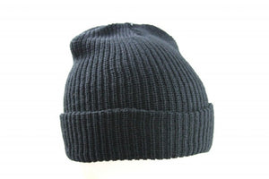 NEW KNIT CAP BLACK