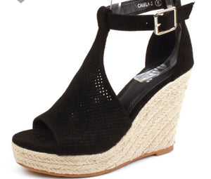 Olson Wedge Sandal