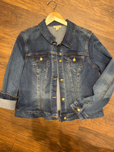 Load image into Gallery viewer, Tribal Denim Jacket