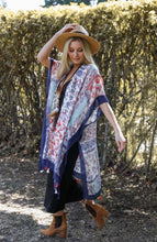 Load image into Gallery viewer, Paisley Days Kimono