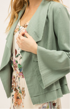 Load image into Gallery viewer, Darcy Drape Jacket