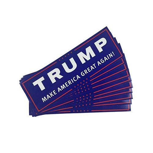 Make America Great Again Bumper Sticker - Crusader Outlet