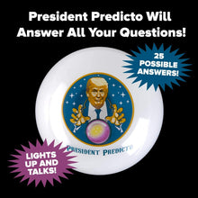 Load image into Gallery viewer, President Predicto - Donald Trump Fortune Teller Ball - Crusader Outlet