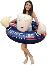 Load image into Gallery viewer, Trump 2020 Pool Float - Crusader Outlet