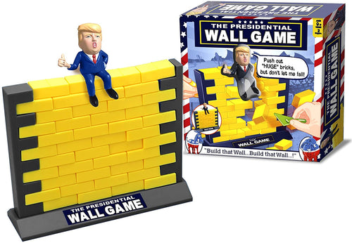 Trump Presidential Wall Game - Crusader Outlet