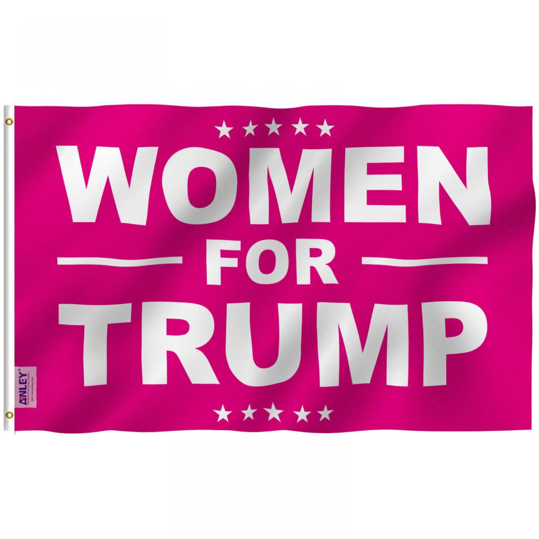 Women For Trump Flag