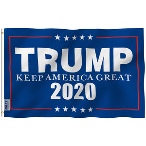Trump 2020 Flag - Crusader Outlet