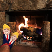 Load image into Gallery viewer, Donald Trump Socks - Crusader Outlet