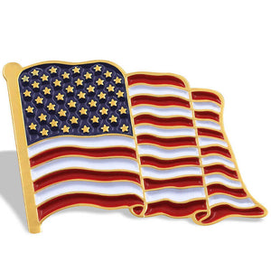 United States Flag Lapel Pin