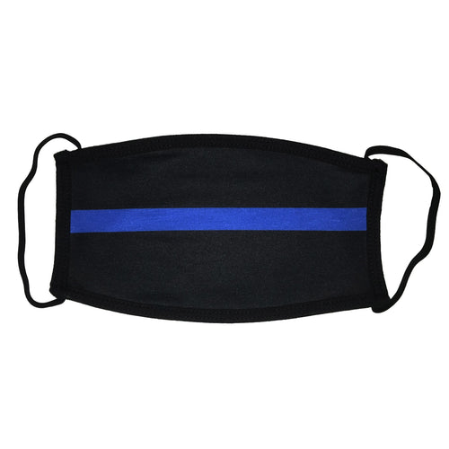 Thin Blue Line Mask