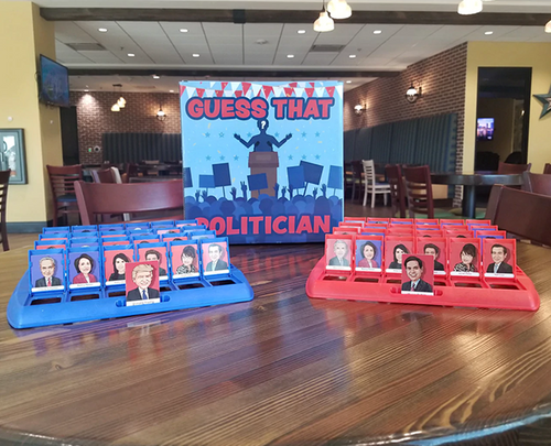 Guess That Politician Game