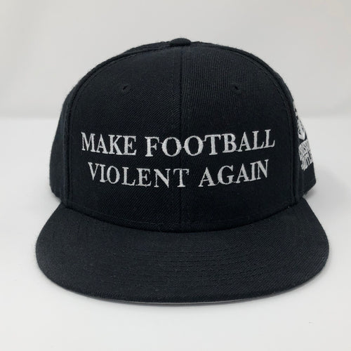 Make Football Violent Again Hat - Crusader Outlet