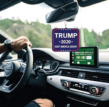 Load image into Gallery viewer, Trump 2020 Air Freshener