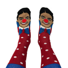 Load image into Gallery viewer, AOC Clown Socks - Crusader Outlet