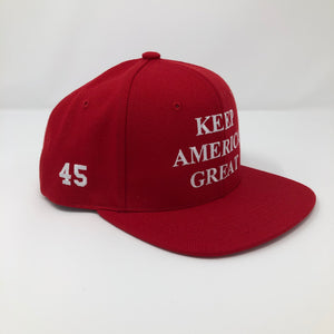 Keep America Great Snapback - Crusader Outlet