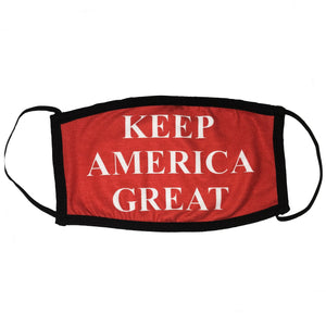 Keep America Great Mask - Crusader Outlet
