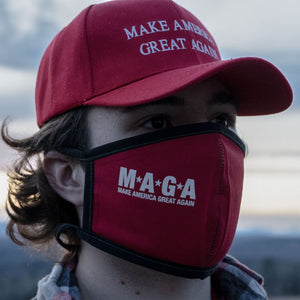 MAGA Mask - Crusader Outlet