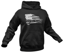 Load image into Gallery viewer, Battle Worn We The People Hoodie - Crusader Outlet