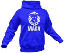 Load image into Gallery viewer, MAGA Lion Hoodie - Crusader Outlet