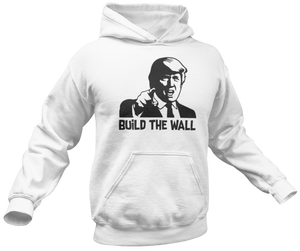 Build The Wall Hoodie - Crusader Outlet