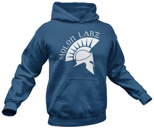 Molon Labe Hoodie - Crusader Outlet