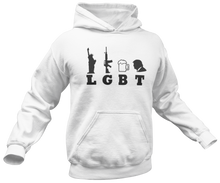 Load image into Gallery viewer, LGBT Hoodie - Crusader Outlet