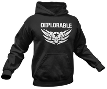 Load image into Gallery viewer, Deplorable Hoodie - Crusader Outlet