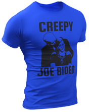 Load image into Gallery viewer, Creepy Joe Biden Tee