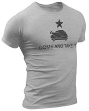 Load image into Gallery viewer, Come and Take It Thanksgiving Turkey Tee