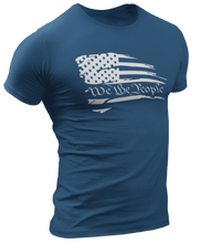 Load image into Gallery viewer, Battle Worn We The People Tee - Crusader Outlet