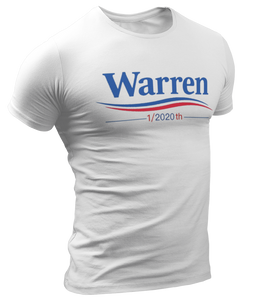 Warren 1/2020th Tee - Crusader Outlet